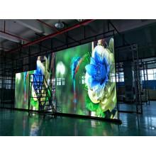 OEM High End стеклянный прозрачный светодиодный экран