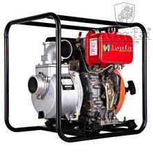 Pompe de transfert d'eau à cylindre simple 3inch 4 Stroke Diesel