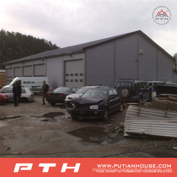 Prefabricated Custormized Design Low Cost Steel Structure Warehouse