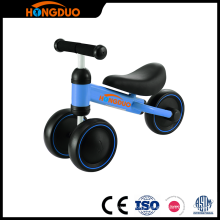 fashion and security blue mini balance bike for 2 year old kids