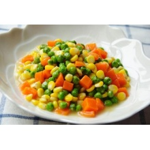 China for Organic Frozen Vegetables IQF Grade A Frozen Mixed Vegetables export to Yugoslavia Factory