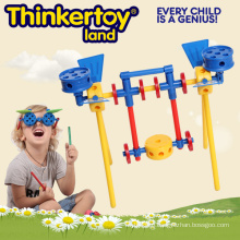 Beautiful Swing Model Educational Toys for 3-6 Kids