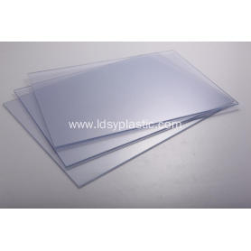 High Clear Thick Rigid PVC Sheet