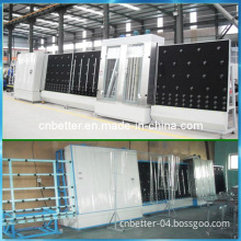 Automatic Production Line Insulating Double Vacuum Machine for Hollow Glass