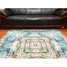 Rug beautiful Modern Design Printing Carpet