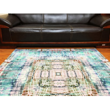 Rug beautiful Modern Design Printing Carpet