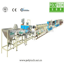 Certificado del CE alrededor de tubería de riego de goteo en línea goteros que hace la máquina