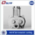 OEM фарфор из нержавеющей стали прецизионное литье высокого давления части корпуса клапана