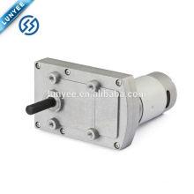 10W 12/24V Square eccentric shaft spur gear motor