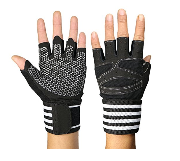 Camouflage Wrist Dumbbell Gloves
