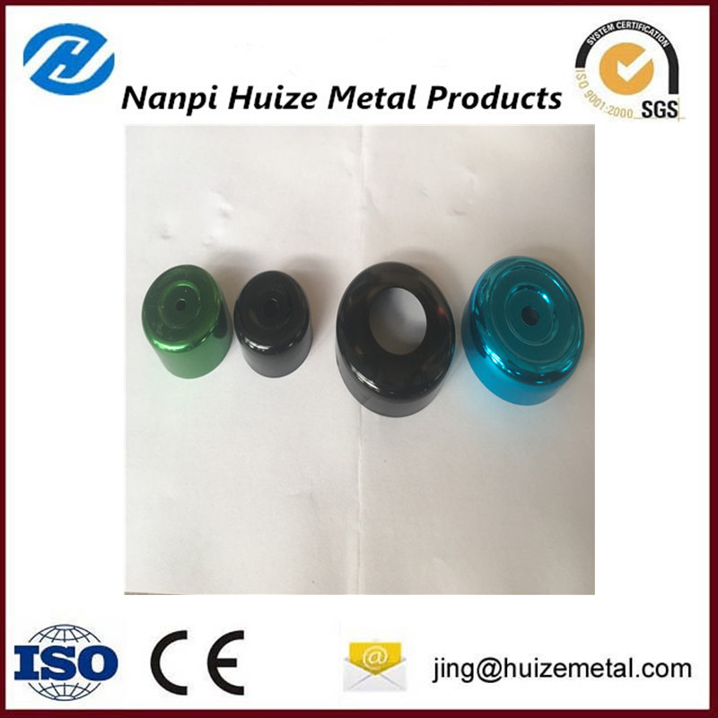 color anodizing metal parts