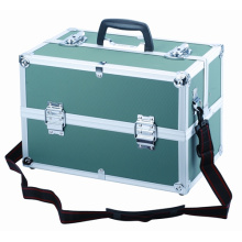 Aluminum Instrument Storage Case with Soft Foam Insert