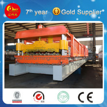Cold Roll Forming Machine Making Roof and Wall Metal (HKY)