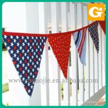best price fabric happy birthday banner
