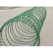 Hot-Dipped Razor Barbed Wire (YND-001)