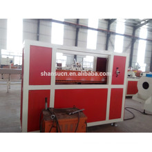 HDPE pipe extrusion machine/ HDPE pipe making machinery/ PE pipe production line