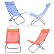 Портативный складной стул для отдыха на открытом воздухе