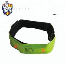 Reflective armband Snap reflective armband,reflective wristband