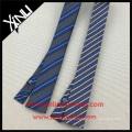 Wholesale Skinny Necktie Silk Jacquard Perfect Knot Mens Ties