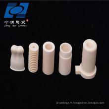 Vente chaude isolante en céramique d'alumine 99 al2o3