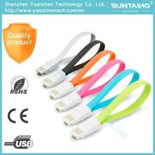 Микро-USB2.0 кабель плоский кабель 5pin данных кабель зарядного устройства для Android