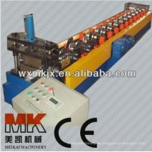 Automatische Metall-U-Form Roll formende Maschinerie / U-Purlin, die Maschinen herstellt
