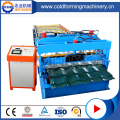 CNC Glazed Tile Sheet Making Machine PPGI Zhiye