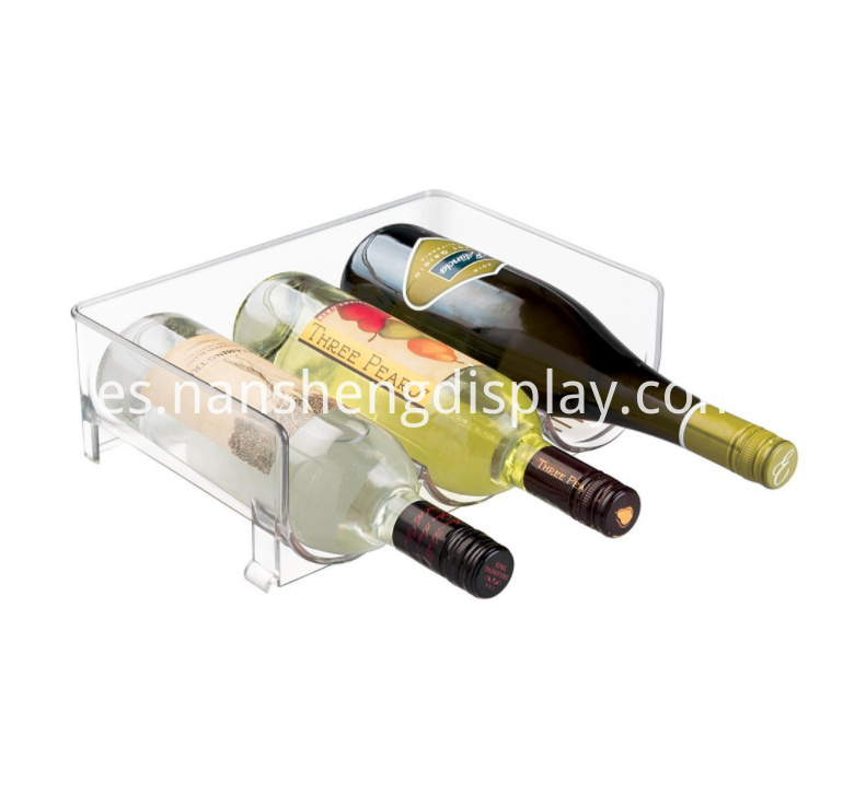 Stackable Wine Bottle Storage