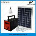 Портативный в комплекте-решетки mini Солнечная энергия LED освещение Солнечной домашней системы для Кантонская Ярмарка