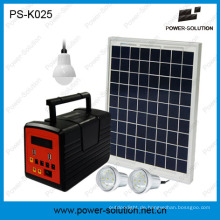 China 10W Panel Solarenergie Beleuchtung Home Solar Systems PS-K025r