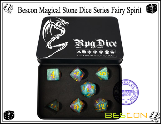 Fairy Spirit Dice-6