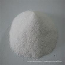 A002 Sable à quartz blanc neige, quartz en cristal pour le comptoir de cuisine