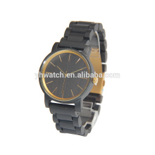healthy and natural bamboo handmade cheap watch clock wood watch