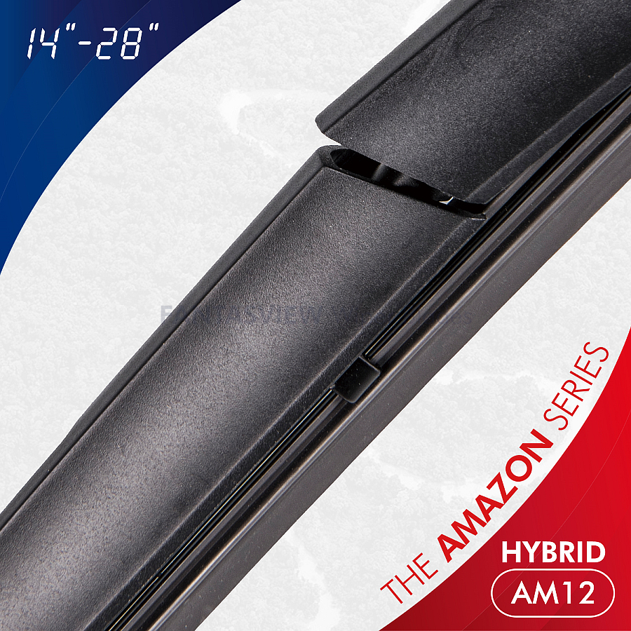 The Amazon Series New Hybrid Wiper Blades