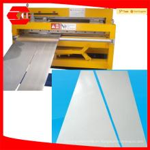 Maquinaria afilada de corte para el tejado derecho de la costura St1.0-1200