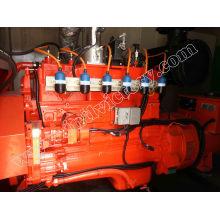 250kw / 312kVA Cummins generador de gas con CE / Soncap / CIQ Certificaciones