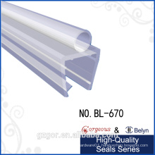 Hot sell self-adhesive rubber seal strip for glass door
