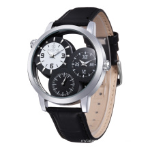 2017 New design mens wrist watch with best quality and low price
