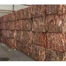 chatarra de alambre de cobre de la fábrica de China