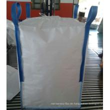 FIBC pp container tasche große tasche Tough anti-sift bag, mit (Überlappung) polyethylen laminierung