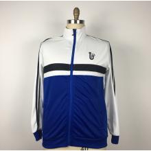 Kundenspezifischer Trainingsanzug für Männer Polyester Sportswear