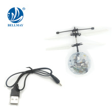 5cm Transparent Infrared Flying Ball with LED Light
