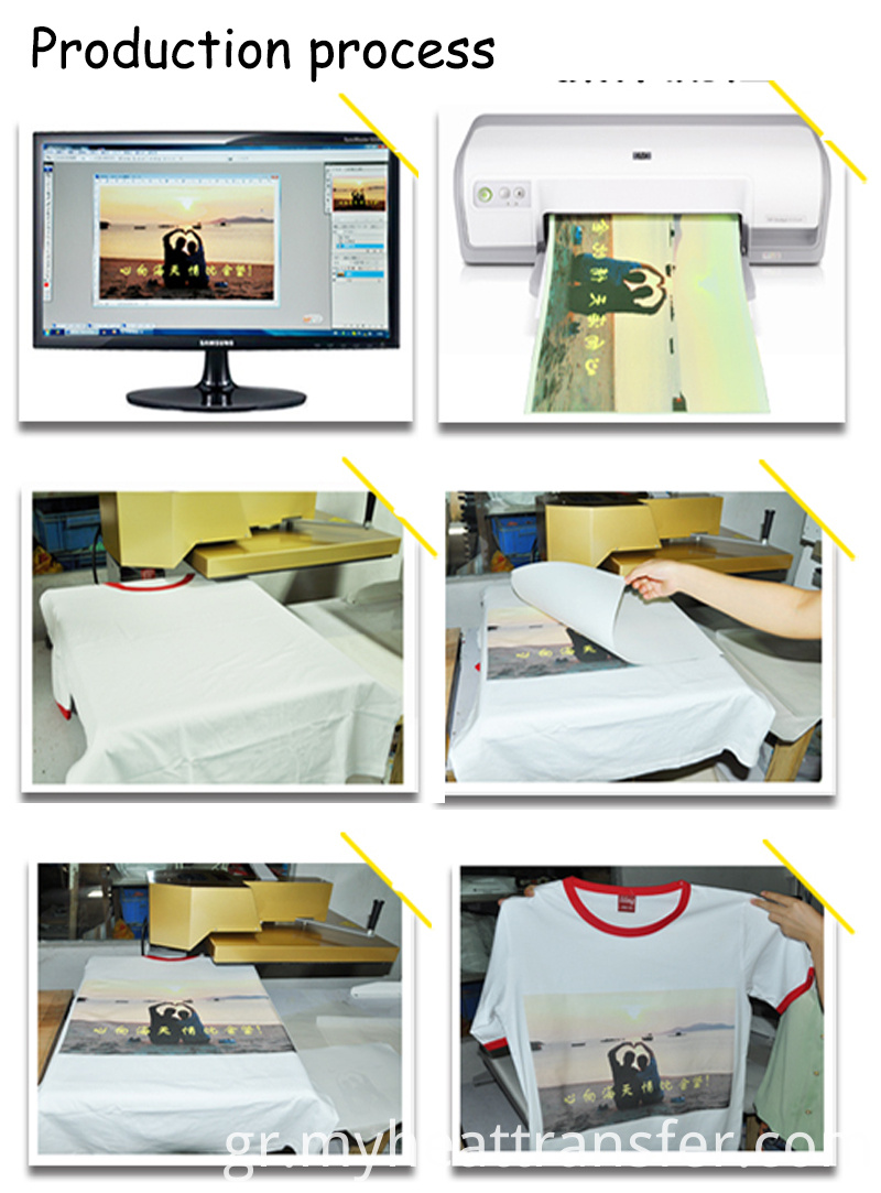 digital heat transfer paper