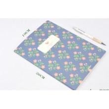 Venta caliente Nuevo diseño Cuaderno de tapa blanda con alta calidad
