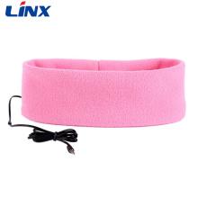 Soft Sleeping Headphone Tejido deportivo Sleep Headphone