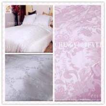 Tissu jacquard polyester