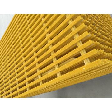 Bell Industrie FRP / GFK geformte Gitter