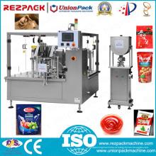Машина для упаковки жидкостей и соусов (RZ6 / 8-200 \ 300A)