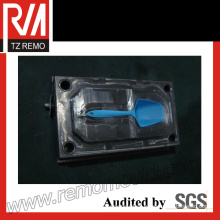Molde de inyección plástico largo de cucharón