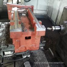 Fabricación de metales pesados Mecanizado de acero
